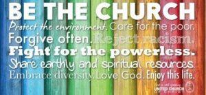 Be the church rainbow slide